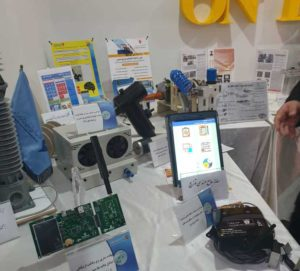 جشنواره پژوهش و فناوری صنعت آب و برق کشور - شرکت سیماب تشخیص