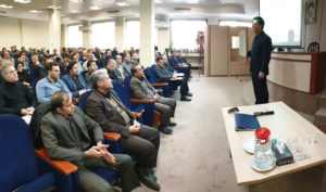 نشست تخصصی آموزش سامانه جامع مهندسی و سیستم نظارت مـکانیزه (سنم)